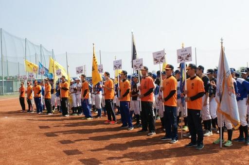 106年第三屆稻江盃全國高中棒球賽開幕典禮在稻江科技管理學院盛大舉行