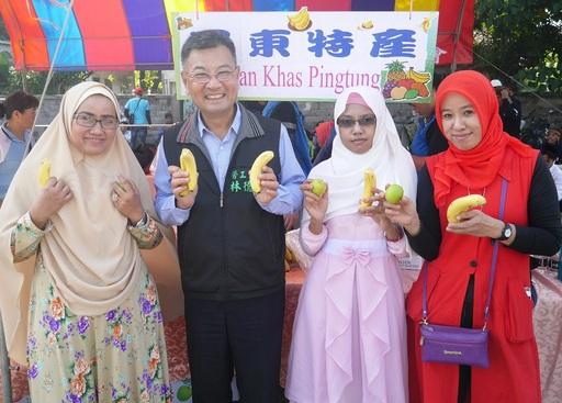 屏縣第一座清真寺在東港開幕 全國印尼移工大聚會