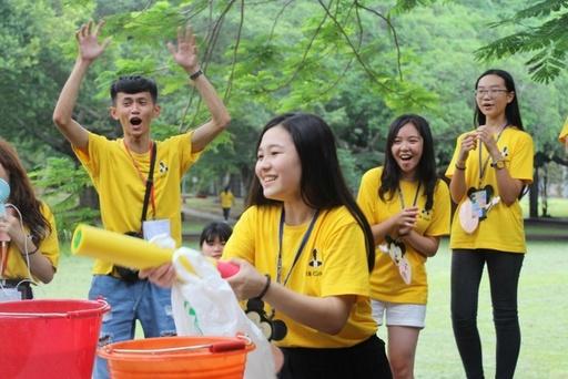 首屆東海國貿營活動設計新穎,獲得學員好評