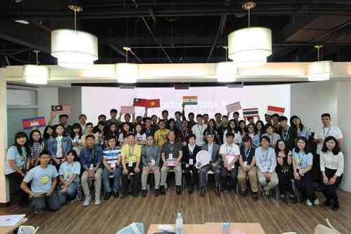 高科大自8月1日至8月10日舉辦跨國青年創業交流營隊