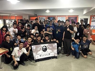 2018 LHU x Student Game Jam(SGJ,學生遊戲黑客松),於龍華科技大學盛大舉行。