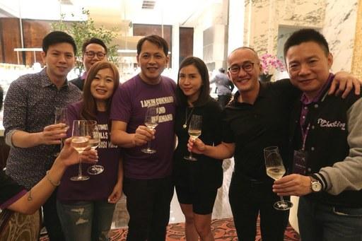 Chatime日出茶太在菲律賓為手搖茶第一品牌 當地團隊功不可沒
