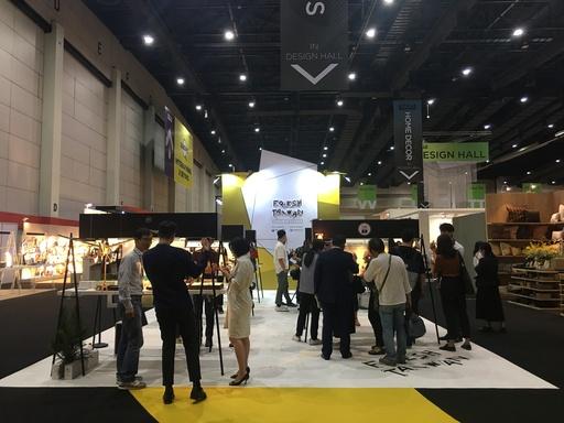 「Fresh Taiwan」臺灣形象館展參與「2018曼谷生活美學展」(Style Bangkok Fair)