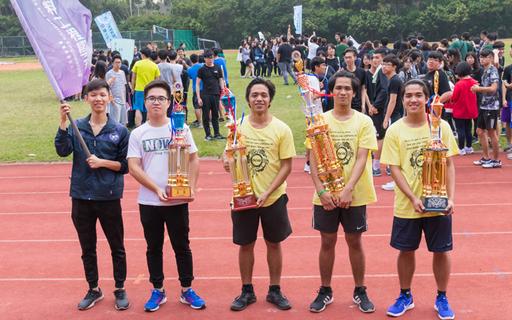 教育部新南向政策讓中華大學運動會吹起濃濃國際風,光電與材料工程學系台菲學生合力拿下多項大獎。