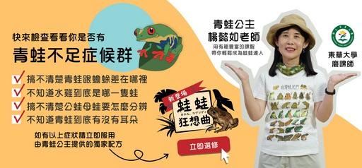 蛙蛙狂想曲海報