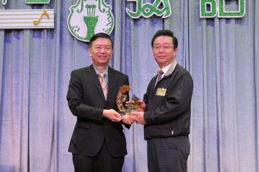 徐偉成醫師獲表揚。