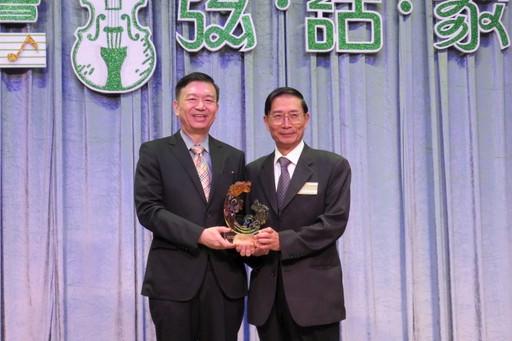 林清淵醫師獲表揚。