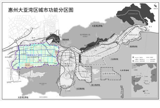 環旭電子惠州廠預定地將在西部綜合產業區