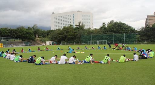 CGM基督教福音宣教會原住民族發展中心主辦的「台韓足球文化交流一日營」