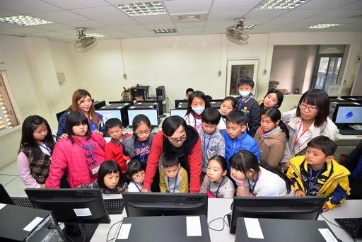 元培健康促進社帶西門國小學生活動
