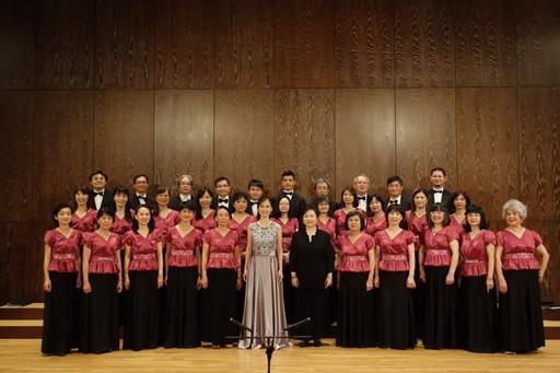 美麗人聲合唱團