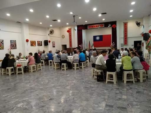 旅阿臺灣僑民踴躍出席「二二八和平紀念日追思會」