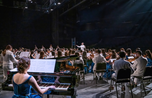 CGM和平交響樂團暨合唱團春季巡演《愛的旅程》