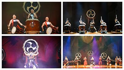 「舞太鼓飛鳥組—撼動生命的擊鼓節奏」。