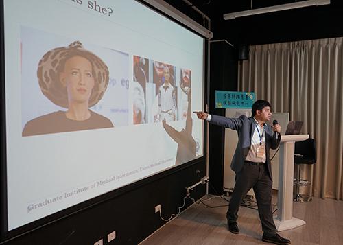 專題演講(二)「醫療照護之轉型:從證實醫學到智慧醫學