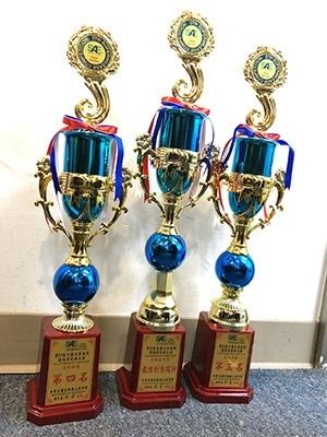 第27屆全國大專校院環保節能車大賽,龍華科大囊括季軍、第四名及最佳創意設計三大獎。