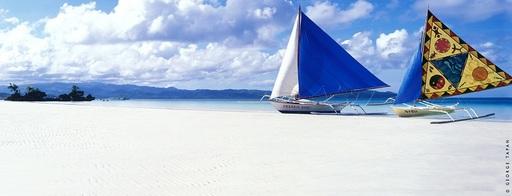被譽為世界最美、最細白沙灘的長灘島重新開島