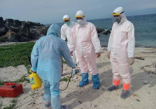 小琉球海岸發現豬屍-非洲豬瘟防疫不能停3