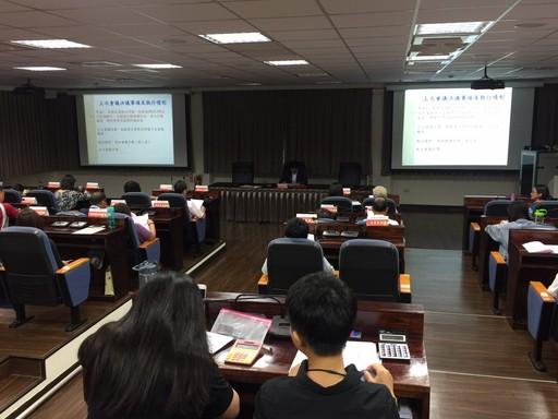 讓老人為老人發聲 臺東縣老人福利推動小組倡權銀髮規劃