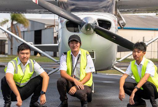 「自訓飛行機師」將是航空公司最佳選擇
