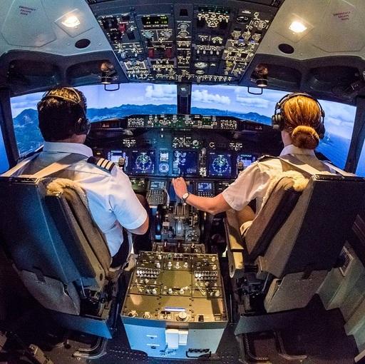飛行機師超搶手  未來20年需求人數將突破80萬人