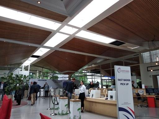 歐洲2019智慧運輸大會(ITS European Congress 2019)於荷蘭恩荷芬市展開為期四天的盛典