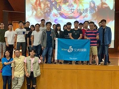 龍華科大遊戲系同學加入《女神聯盟M》的新媒體行銷策略,激發令人驚豔的火花。