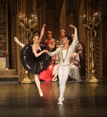 由聯合數位文創主辦之「伊蓮娜.歌勒妮高娃與聖彼得堡芭蕾舞團」,八月一日至四日於臺北國家戲劇院、八月九日至十一日於臺中國家歌劇院演出。圖/聯合數位文創提供