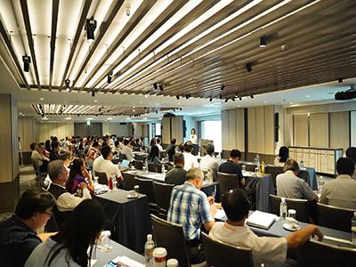 博智電子趙雅欣經理於品質致勝研討會分享知識管理應用