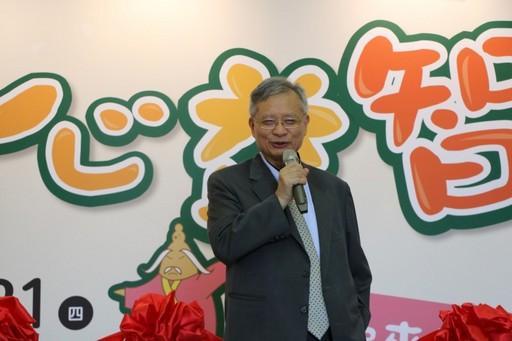 林昭庚董事說中國醫大將規劃打造以台灣為主體特色的醫學博物館。