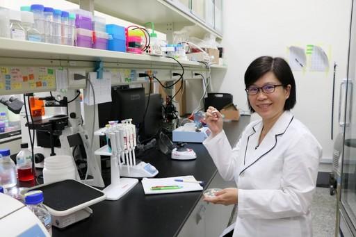 陳怡文副主任獲得3D列印創新專利技術。
