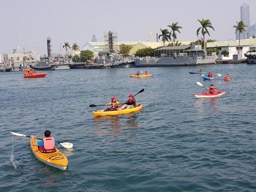高科大推「水陸運動」讓師生體驗不一樣的校慶活動
