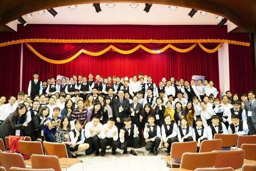 景文科技大學舉辦第一屆景show盃餐旅小達人競賽 百位選手報名競爭激烈。