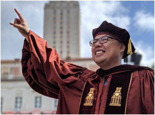 科技部「哥倫布計畫」科學家劉彥良博士有遠大的抱負。