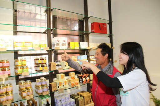 台東好物哪裡買 台東縣農漁物產館22日隆重開幕 饒縣長期成為臺東觀光與農產促銷新亮點