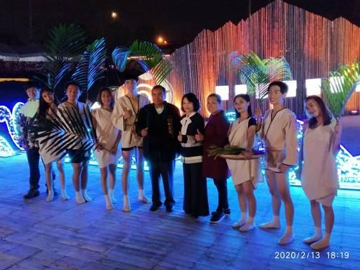 2020台灣燈會原藝交響燈區