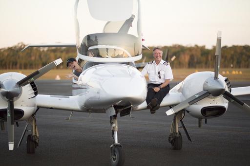 具備飛機維修職能 更容易應考飛行機師