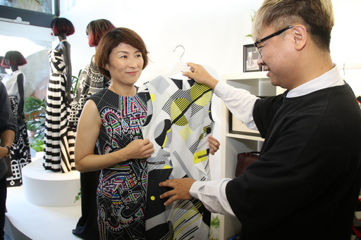 TTMaker創客行銷平台開幕,打造臺東時尚植感新品牌 饒縣長歡迎鄉親及遊客參觀