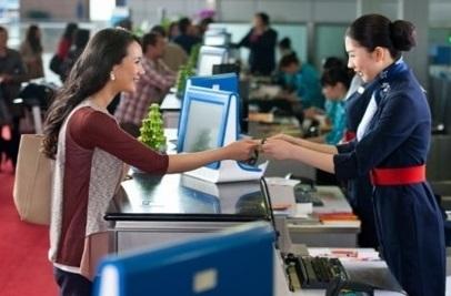 許多國際航空公司皆須會華語的空服或地勤人員