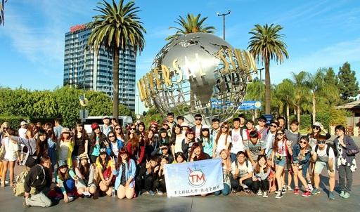 景文科大培育旅遊創意人才,連續辦理六年的旅遊營,把玩樂變專業變國際。