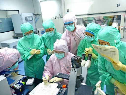 中國醫藥大學跨領域菁英科研團隊。