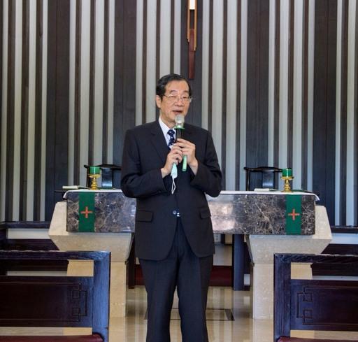 黃榮村院長認為聖約翰科大在黃宏斌校長的領導下,必能創造新的局面與榮景。