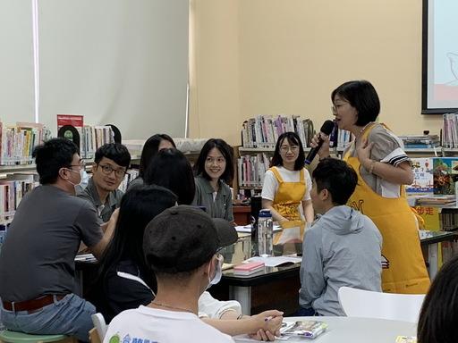 臺東縣政府與國家圖書館合作  用閱讀改變孩子的成長很關鍵