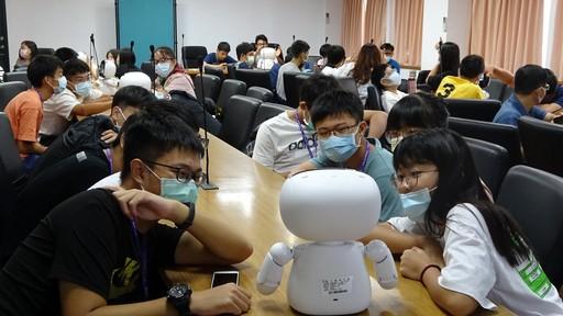高中生體驗人工智能,探索志趣