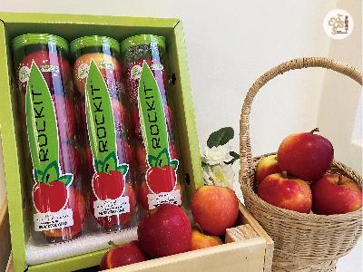 粉領族的最愛 多結果子紐西蘭Rockit小蘋果禮盒