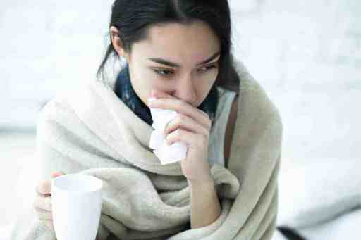 寒流來襲,流感疫情升溫