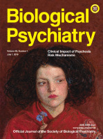 國際期刊Biological Psychiatry。