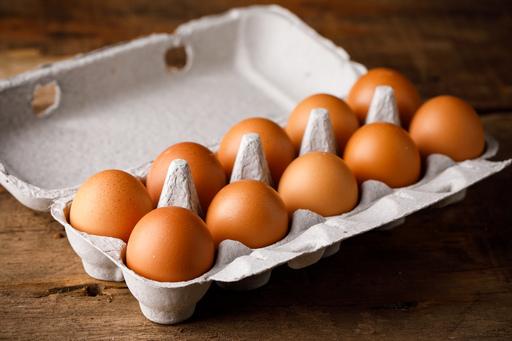 圖二: 寶奇生技以微生物菌株育成技術搭配營養飼料配方,養出一顆顆「機能蛋」,自豪是「雞蛋界中的哈根達斯」(好食好事基金會提供)
