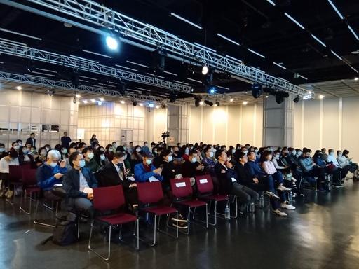 圖三: 好食好事基金會日前舉辦2020 Future Talk系列講座吸引上百人參加。(好食好事基金會提供)
