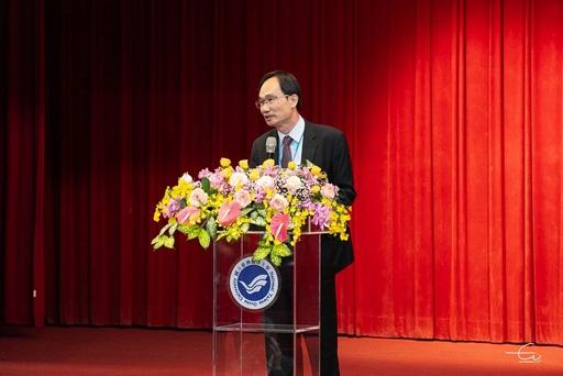 海委會蔡清標副主委表示,臺灣應善用地緣位置進行全球海洋戰略佈局,促進藍色經濟升級